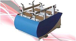 Simulador de Transportes Vibramax VMX1100