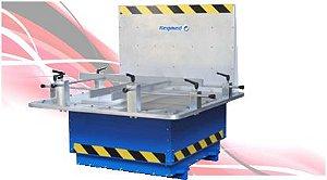 Simulador de Transportes Vibramax VMX5500R