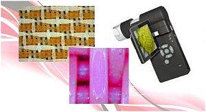 Microscópio Portátil Digital EASYVIEW MOBILE