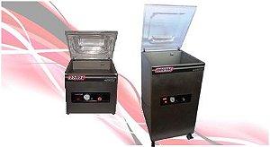 Câmaras de Vácuo para Ensaios de Vazamento em Embalagens Test Pack