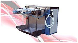 Impregnadora de Laboratório (Foulard Horizontal) HFB350 HFB500