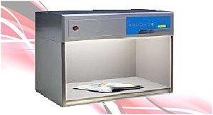 Cabine de Luz Média CL6i-45S (6 Iluminantes)