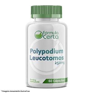 Polypodium leucotomos 250mg - Fotoproteção em Cápsulas