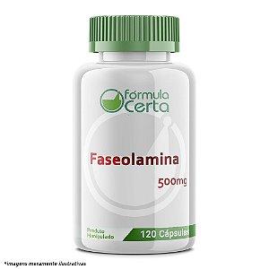 Faseolamina 500mg - 120 cápsulas