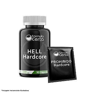 COMBO - Prohibido 30 Sâches + Hell 90 Cápsulas