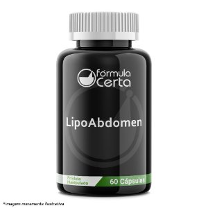 LipoAbdomen - 60 Doses