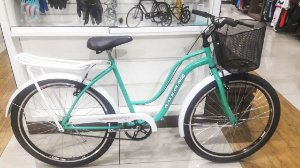 Bicicleta Galileus modelo Lady