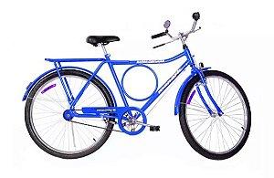 Bicicleta aro 26 Monark Barra Circular freio V-Brake