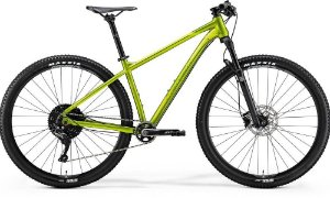 Bicicleta aro 29 Merida Big Nine 600 cor Verde
