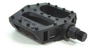 Pedal Plataforma Freestyle Nylon preto