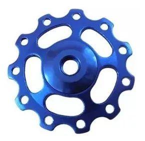 Roldana para Câmbio Kenli Alumínio KL4011 Azul