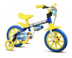 Bicicleta aro 12 Nathor Shark
