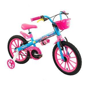 Bicicleta aro 16 Nathor Candy