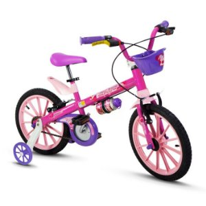Bicicleta aro 16 Nathor Top Girls