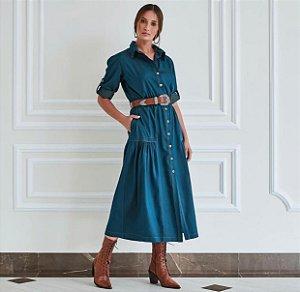Vestido Ariadna  B Verde