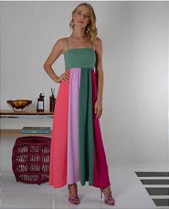 Vestido Nicole Colors