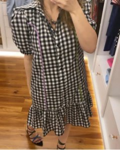 Vestido Marilia C Preto
