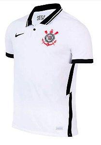 Camisa Masculina Nike Corinthians I 2020/2021