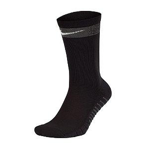 Meia Nike Crew Preta SX6831-010 34 ao 38 ou 39 ao 43