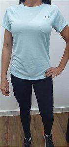 Camiseta Under Armour UA Tech Feminina - Verde