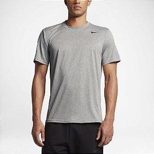 Camiseta Nike Dry Tee Masculina Cinza 718833-063