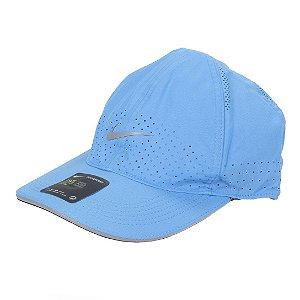 Boné Nike Aba Curva Strapback Aerobill Featherligth - Azul Claro