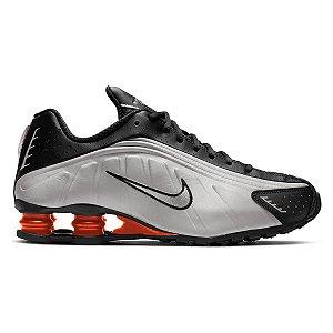 Tênis Nike Shox R4 Masculino - Preto+Cinza