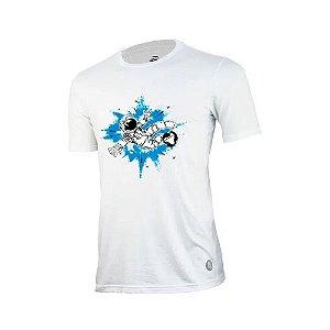 Camiseta Penalty Espaço Juvenil Branco