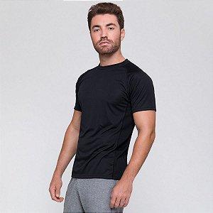 Camiseta Dry Fit Masculina Preto