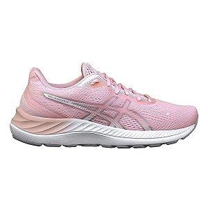 Tenis Asics Gel Excite 8 - Rosa+Cinza