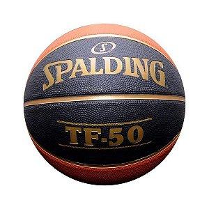 Bola De Basquete Spalding  Tf-50 T6