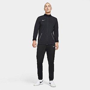 Agasalho Nike Academy Suit Dri-Fit Masculino - Preto+Branco