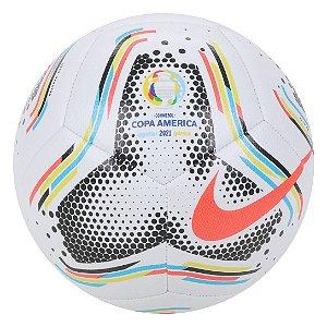 Bola de Futsal Nike Copa América Maestro - Branco+Preto