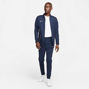 Agasalho Nike Academy Suit Dri-Fit Masculino - Marinho+Branco