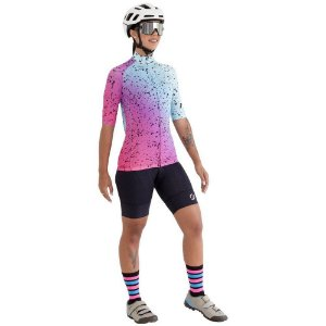 Camisa Ciclismo Feminina Rh Sports Bike