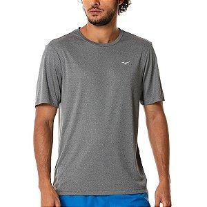Camiseta Mizuno Spark 2 M-Cinza