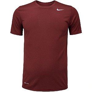 Camiseta Nike Legend 2.0 Masculina - Vinho