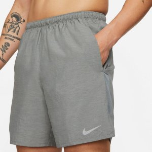 Short Nike Masculino Df Challenger 7UL- Cinza