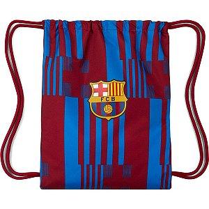 Sacola Nike FC Barcelona Stadium Gym Sack