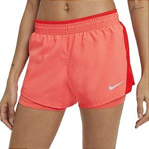Shorts Nike Feminino 10k 2 em 1