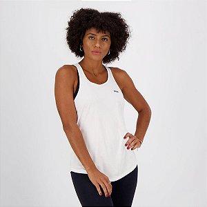 Regata Fila Feminino Basic Sports - Branco