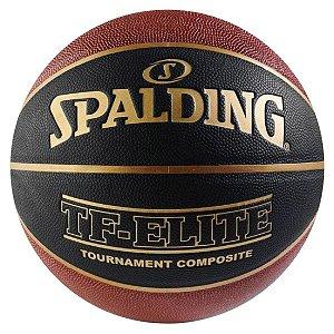 Bola Basquete Spalding Tf Elite Cbb - Original