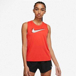 Camiseta Nike  feminina Swoosh DRI FIT