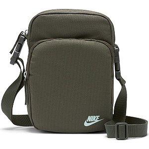 Bolsa Nike Heritage Crossbody - Verde escuro