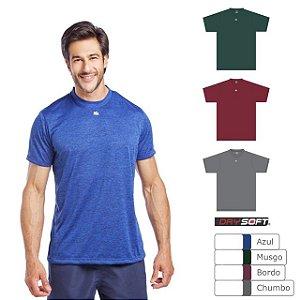 Camiseta Kanxa Masculino Blend Musgo