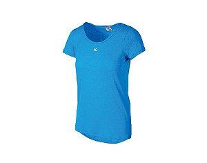 T-Shirt Kanxa Feminino Fly Effect Azul