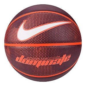 Bola de Basquete Nike Dominate 8P Tam 7 - Bordô