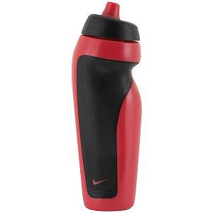 Garrafa Nike Sport Water - 591 ml - Vermelho+Preto