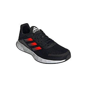 Tênis Adidas Duramo SL Masculino - Preto+Vermelho