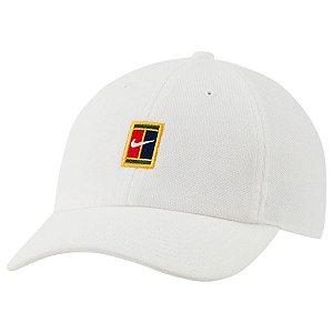 Bone Nike H86 Court Logo Branco